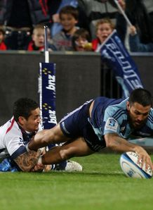 ranger blues v rebels
