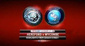 Hereford 0-0 Wycombe