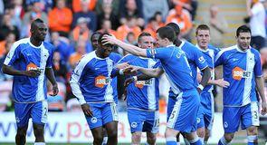 ���� ������ ���� ���� ���������� Blackpool-v-Wigan-Ch
