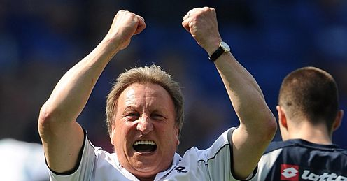 Warnock: will he be tempted by Leeds?