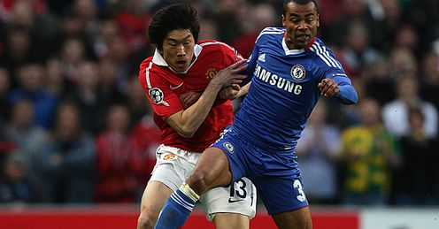 Park: could he be deployed in the wide areas against Chelsea?