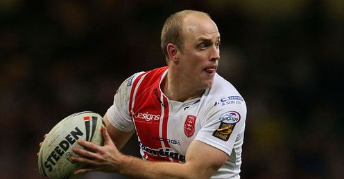Central figure: Hull KR need Dobson to perform on Sunday