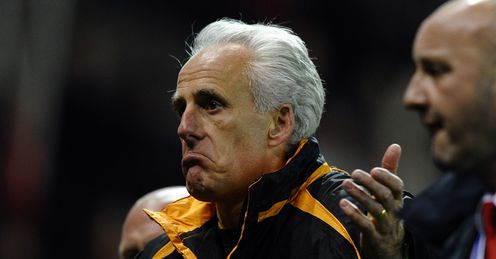 McCarthy: nervous times for Wolves boss