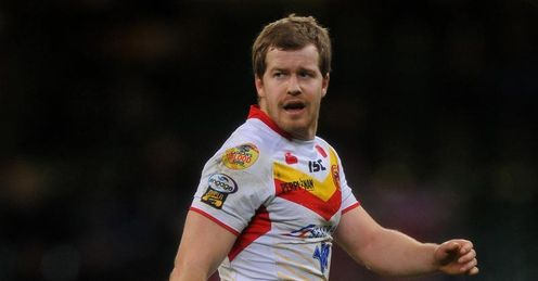 Scott Dureau - Catalan Dragons - Feb 2011
