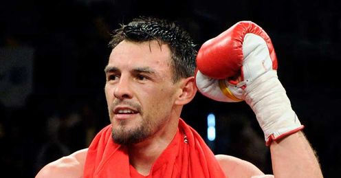 Robert Guerrero: won 116-110 on all three scorecards