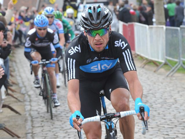 Check out Jeremy's stats from Flanders