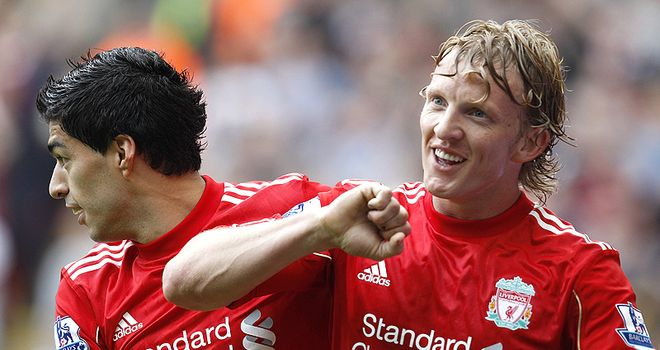 Kuyt happy with Reds