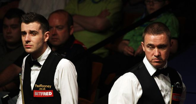 mark selby. Mark Selby became the first