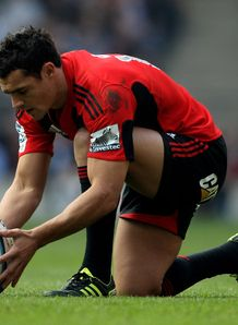 Crusaders too strong for Chiefs