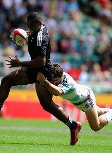 David Raikuna New zealand sevens twickenham