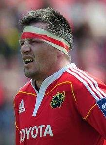 James Coughlan Munster