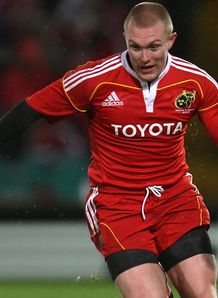 Keith Earls Munster 2010