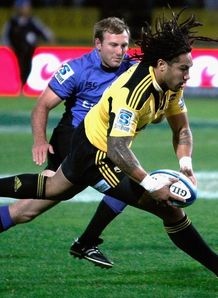 Ma a Nonu for Hurricanes against Western Force