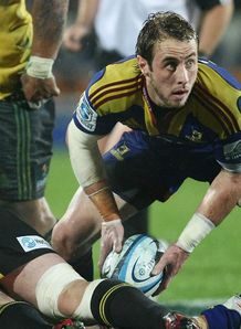 jimmy cowan highlanders v hurricanes