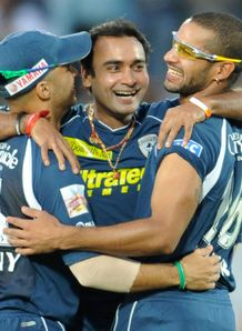 Deccan dump Punjab out of IPL