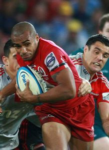 will genia reds v crusaders