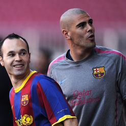 Victor Valdes: Hard to replace
