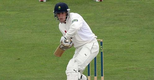 Ben Wright - Glamorgan