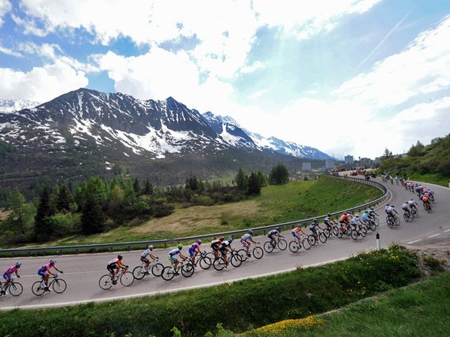 The 2012 Giro looks set to be a spectacular race