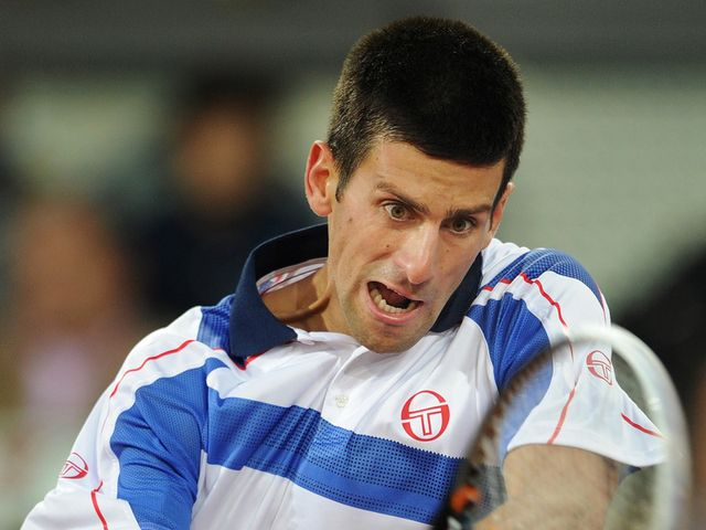 Novak Djokovic - flying start to 2011.