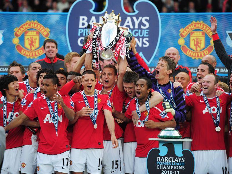 Манчестер Юнайтед завершил выступления в Премьер Лиге!