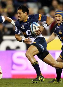 Cheetahs denied by Lealiifano