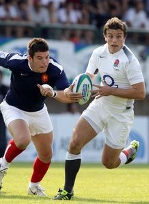 George Ford England U20 v France