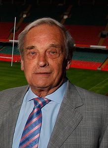 Martyn Thomas of RFU board