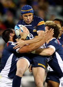Matt Giteau Brumbies v rebels