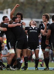New Zealand  IRB Junior World Championship celeb