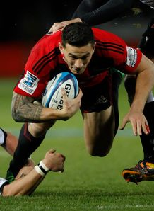Sonny Bill Williams crusaders sharks SR playoff
