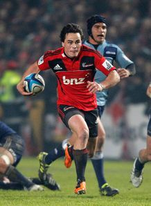 Zac Guildford crusaders v blues