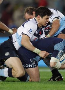 luke braid blues v waratahs 2011