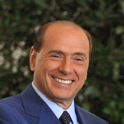 Berlusconi: Escaped from Madame Tussauds