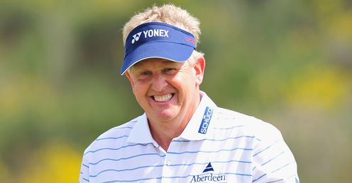 Colin Montgomerie: Delighted