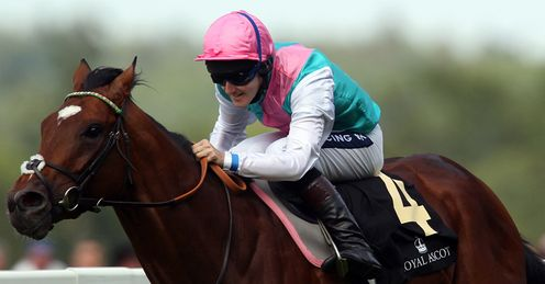 Party line: Frankel is odds-on favourite - but can Excelebration turn up the heat?