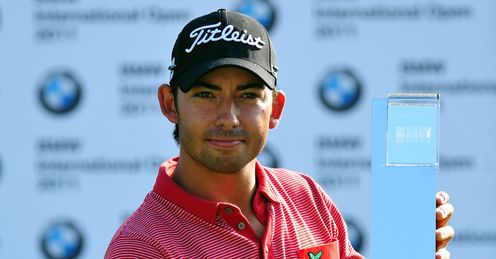 Larrazabal: into the Open