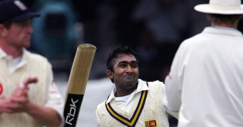 Early foot steps of Denagamage Praboth Mahela de Silva Jayawardene