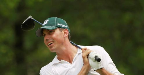 Kuchar: will he delight the home fans?