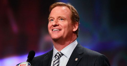 Absurd: NFL Commissioner Roger Goodell's NFL Olympic hope is simply a dream, says Verness
