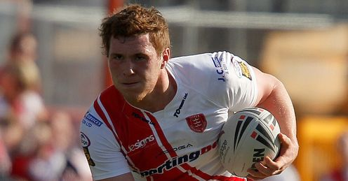 Scott Taylor Hull KR