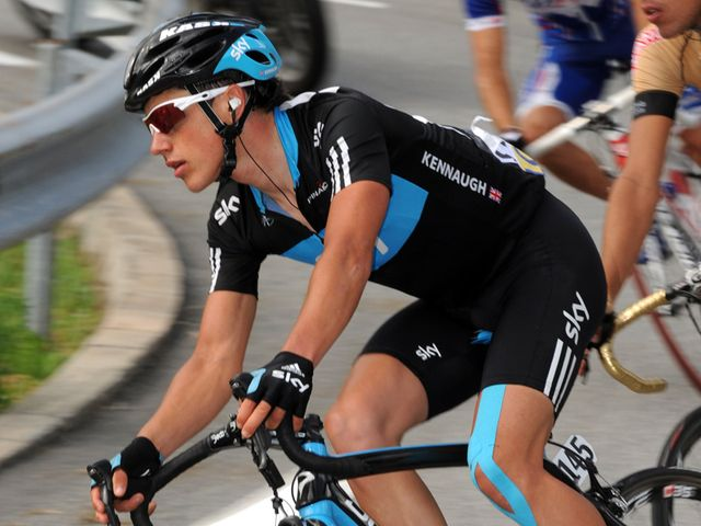 Kennaugh: Snuck inside top-10 into Edolo