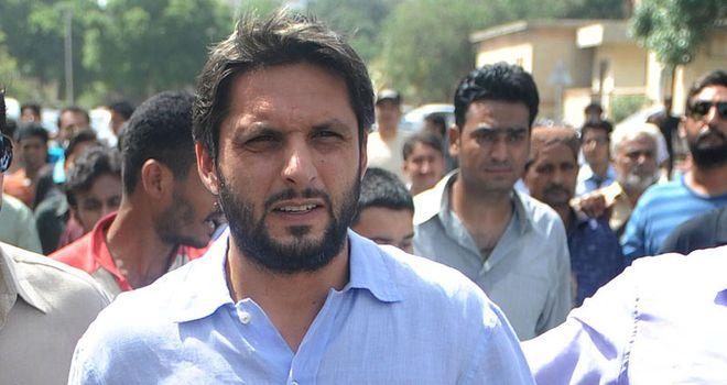Shahid Afridi Father Shahid Afridi