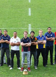 2011 ITM Cup Launch