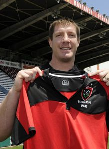 Bakkies Botha Toulon presentation