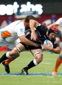 Jacques Botes sharks v cheetahs 2011