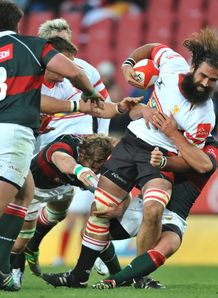Josh Strauss the Lions