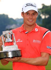 Two-shot win for Watney