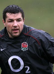 hendre fourie england training 2011