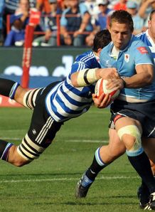stefan watermeyer blue bulls v wp 2011